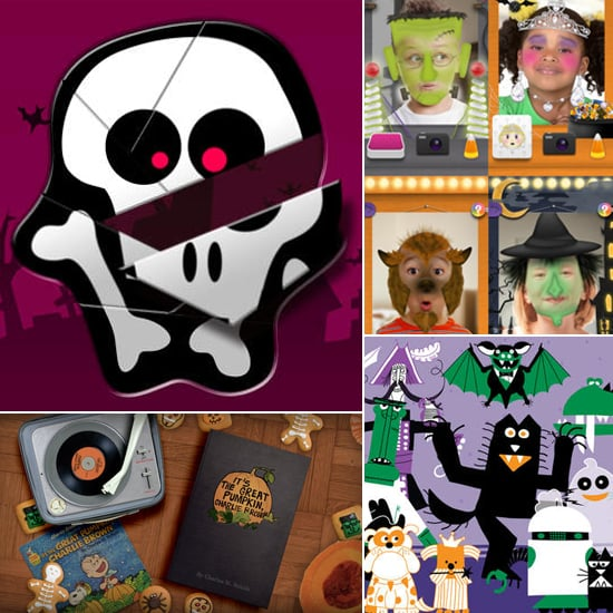 Halloween Apps For Toddlers
