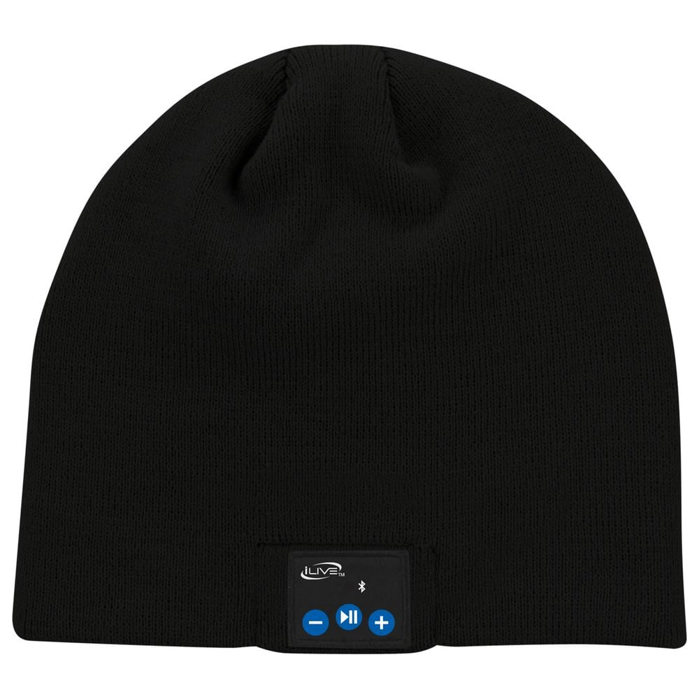 iLive Wireless Bluetooth Knit Beanie Hat