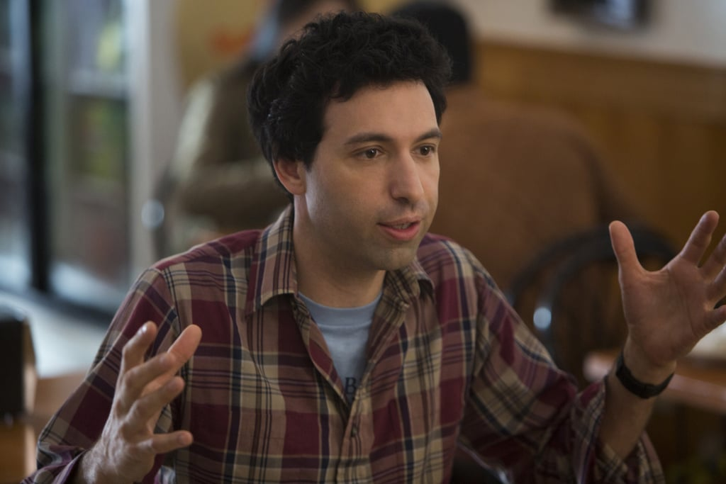 Didn't you miss Ray (Alex Karpovsky) and his eccentric hand gestures?