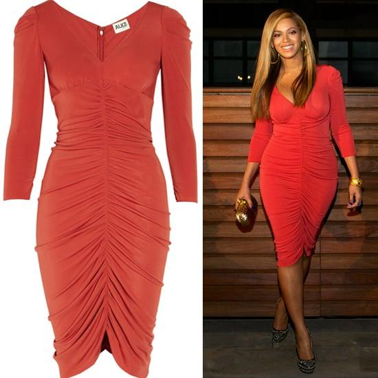 Beyoncés Kleid von ALICE by Temperley kaufen | POPSUGAR Deutschland