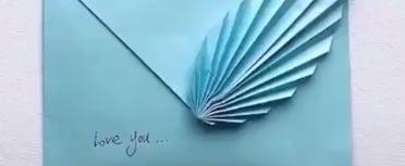 This DIY Envelope Tutorial Is So Cool