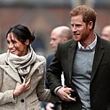 Meghan Markle's Winter Outfits
