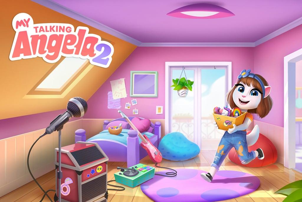 Practice Angela's Musical Skills