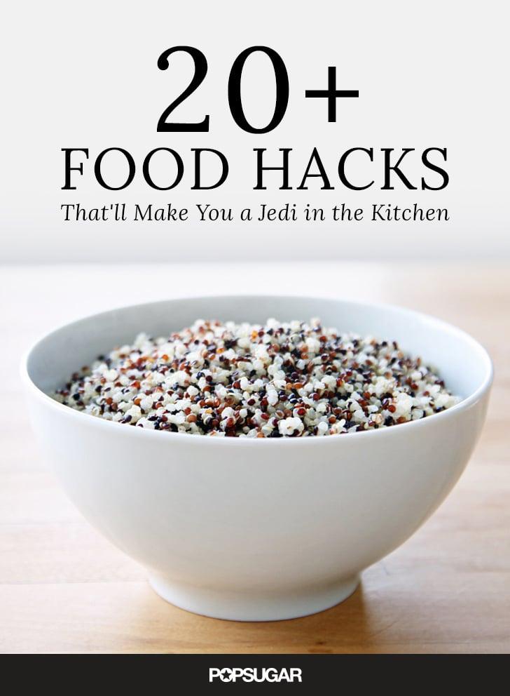 The Best Food Hacks