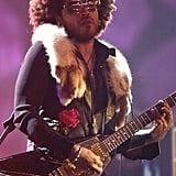 Lenny Kravitz at the 2002 American Music Awards