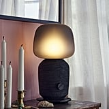 SYMFONISK Table Lamp With WiFi Speaker in Black