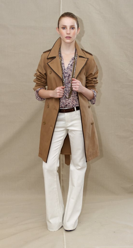 Club Monaco Early Spring 2012