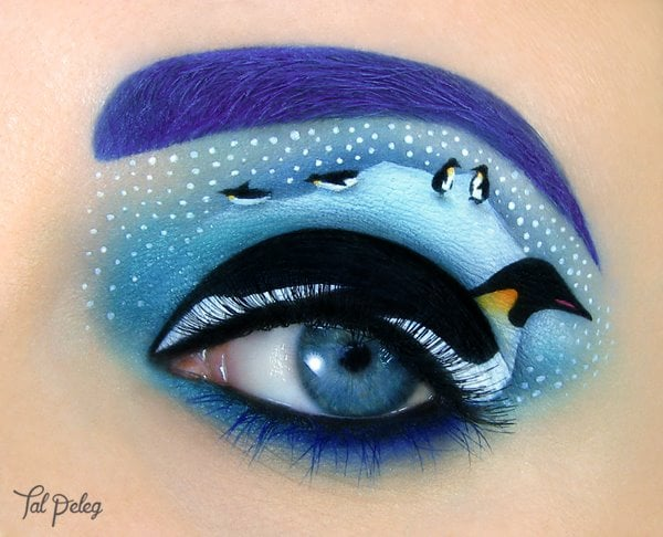 Eye Makeup Paintings | POPSUGAR Beauty Australia