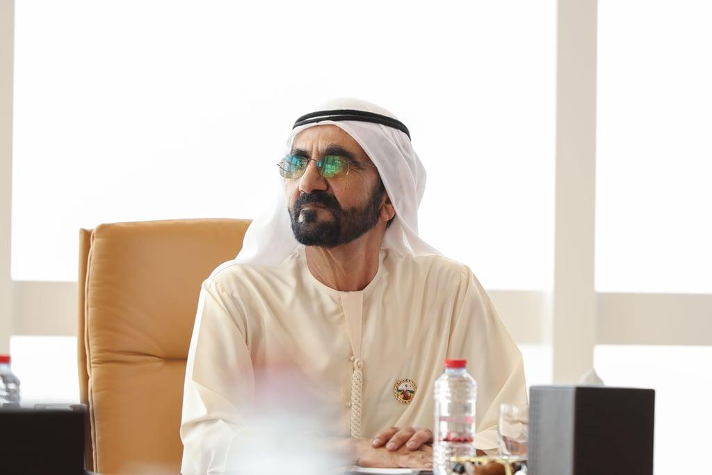 Sheikh Mohammed bin Rashid Al Maktoum Inspiring Quotes