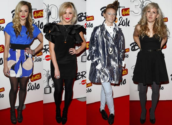 Photos from the Brit Awards Launch 2010