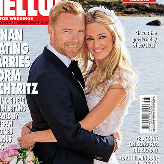 Ronan Keating and Storm Uechtritz Are Married