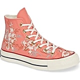 Converse Chuck Taylor All Star Parkway Floral 70 High Top Sneakers
