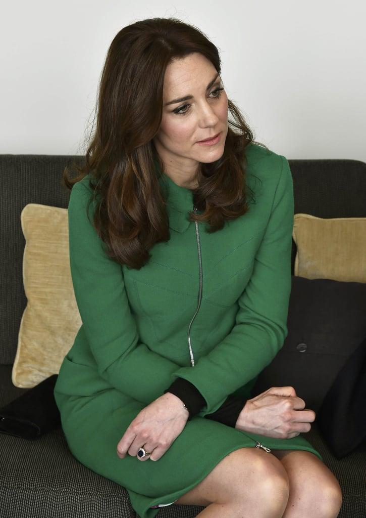 Shop Kate's Green Coat!