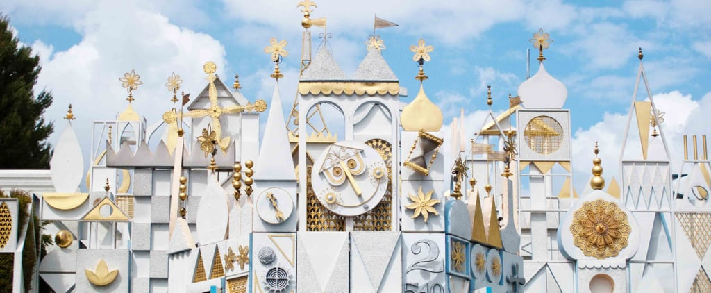 It's a Small World Changes at Disneyland