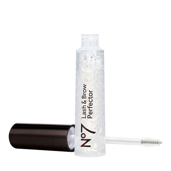 Keep your brows in place with a clear brow gel, like Boots No. 7 Lash and Brow Perfector ($8).
