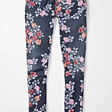 Floral jeans are tricky to wear, but these Citizens of Humanity jeans have received a ton of great user reviews.  Citizens Of Humanity Floral Thompson Jeans ($185)