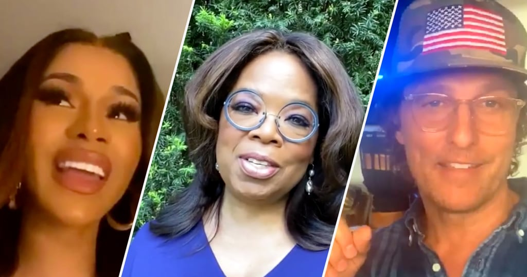 Watch the Celebrity Videos From Facebook's #Graduation2020