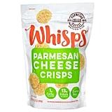 Cello Whisps Parmesan Cheese Crisps, 9.5 oz.