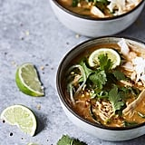 Coconut Red Curry Soup