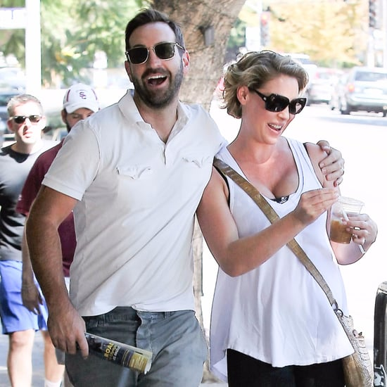 Katherine Heigl and Josh Kelley Out in LA October 2016