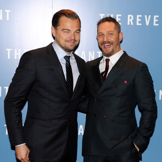 Pictures of Tom Hardy With Other Celebrities