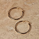Après Jewelry The Classic Tube Hoops