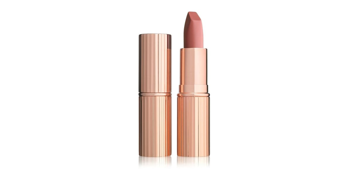 charlotte tilbury matte revolution lipstick in pillowtalk. Black Bedroom Furniture Sets. Home Design Ideas