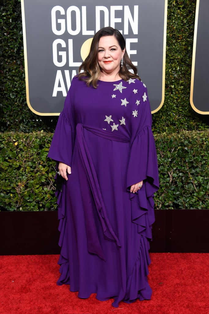 Melissa McCarthy at the 2019 Golden Globes