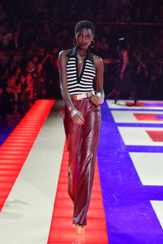Tommy x Zendaya Paris Fashion Week Show 2019