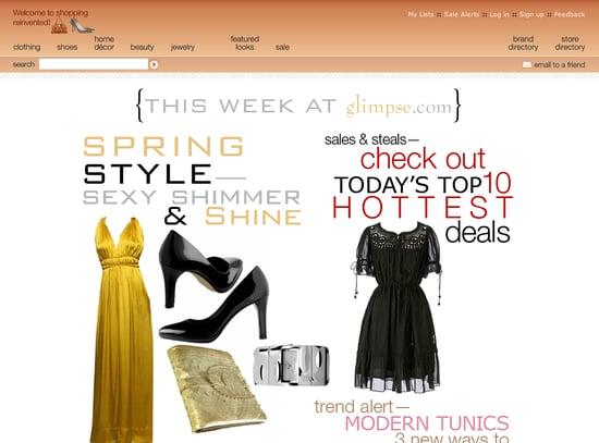 Fab Site: Glimpse.com