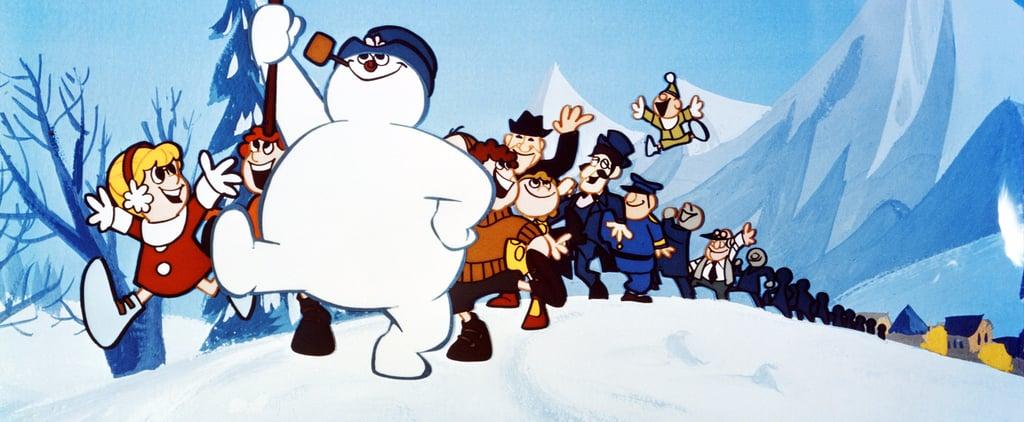 Frosty the Snowman Animated Movie Melting Scene