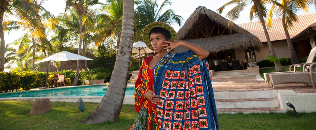 Craving a Tropical Getaway? Janelle Monáe's Insane Punta Cana Villa Might Not Help