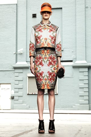 Givenchy Resort 2012