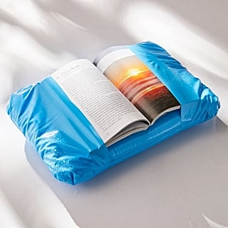 Inflatable Book Jacket