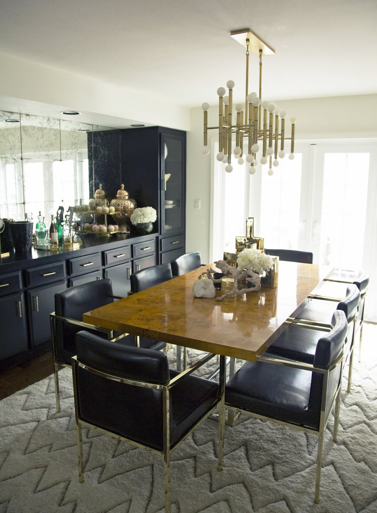 Luxurious Dining Room Makeover