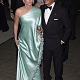 Princess Marie-Chantal of Greece at the 2001 Met Gala