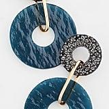 Lizzie Fortunato Indigo Earrings