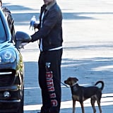 Miley Cyrus and Liam Hemsworth Wrap Up a Christmas Visit With Family