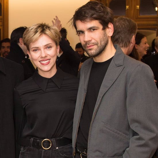 Scarlett Johansson and Romain Dauriac in NYC After Breakup