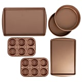 BakerEze Copper Nonstick Bakeware Set