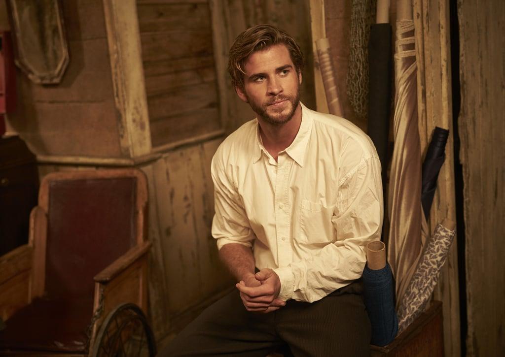 Liam Hemsworth, The Dressmaker