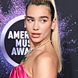 Dua Lipa at the 2019 American Music Awards