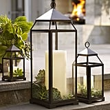 These Pottery Barn Malta Lanterns (from $44),will help you re-create this romantic backyard look at your own home.