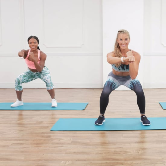 Live Workouts on POPSUGAR Fitness's Instagram, Week of 7/6