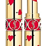 Yves Saint Laurent Heart and Arrow Rouge Volupte Shine Collector Oil-in-Stick Lipstick