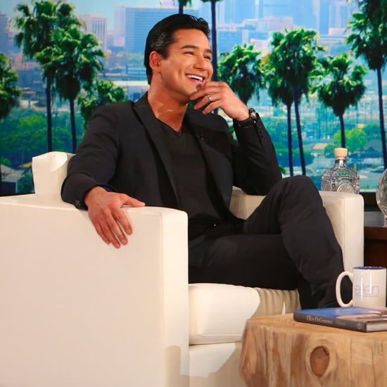 Mario Lopez's First Kiss
