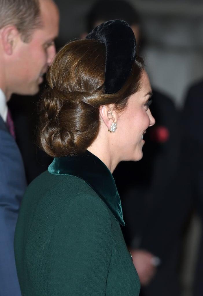 Kate Middleton's Best Hair 2018