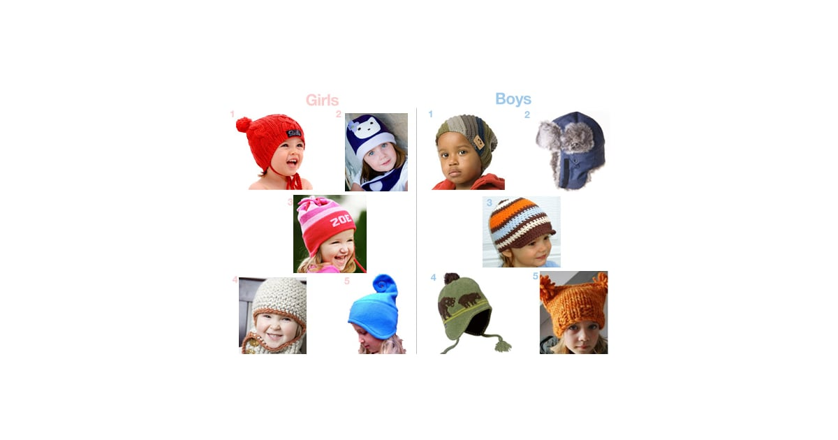 Cool Winter Hats For Kids  8dd4be2eeb2