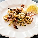 Get the recipe: grilled squid with lemon and garlic from The Complete Mediterranean Cookbook