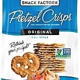 Pretzel Crisps ($3)
